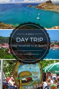 St. Bart's Day Trip