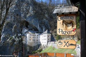 Slovenia's Cave Castle