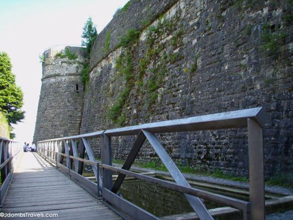 Bergamo Ruins