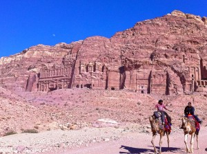 The Red Rose City: Petra