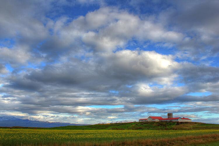 Eyjafjallajökull, Iceland