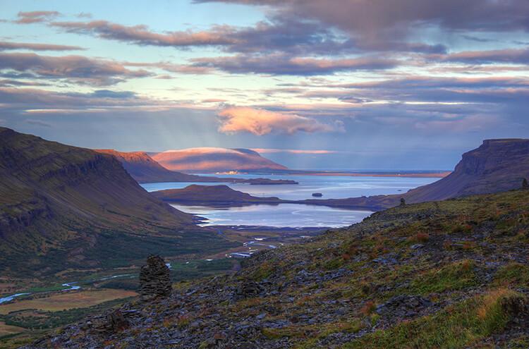 Hvalfjörður fjord, Iceland