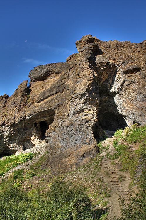 Glymur Waterfall, Iceland