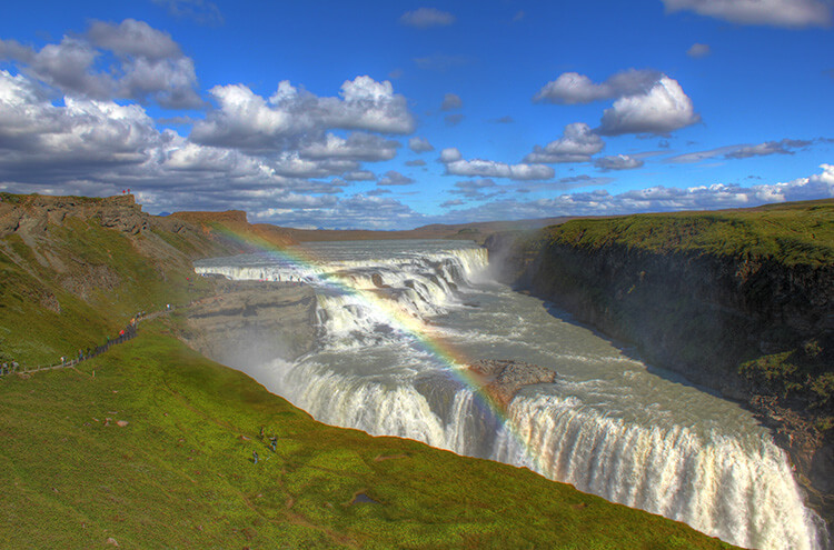 Gullfoss, Golden Circle, Iceland