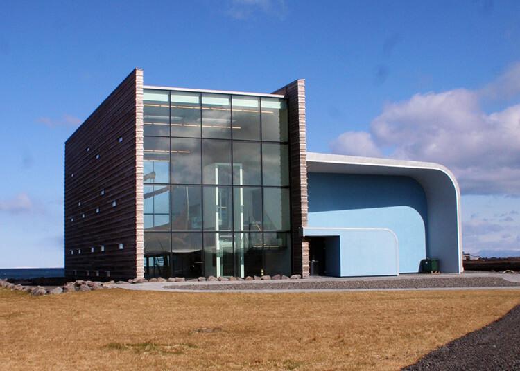 Vikingaheimer Viking World Museum, Reykjanes, Iceland