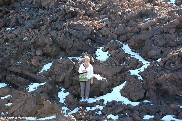 Hiking Mount Teide