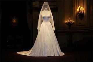 Duchess Kate's wedding dress