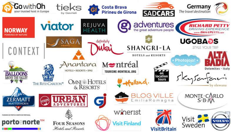 Jdomb's Travels Partners