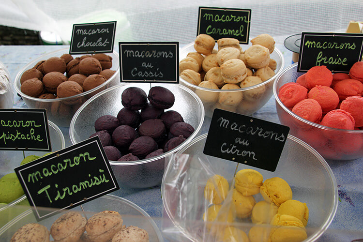 L Isle-sur-la-Sorgue Market, Provence, France
