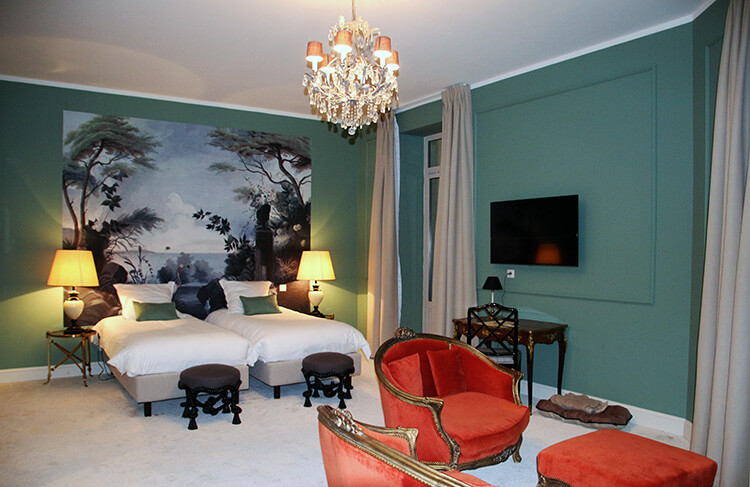 Grand Hotel Henri, L'Isle-sur-la-Sorgue, Provence, France