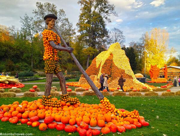 The World S Largest Pumpkin Festival Jdomb S Travels