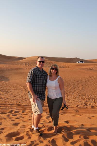 Safari desert dubai what to wear rare photo