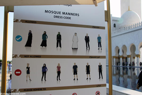 Model How To Dress Like A Local In Dubai - Xeniapp