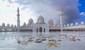 Five Elements that make Sheikh Zayed Grand Mosque an International Mosque