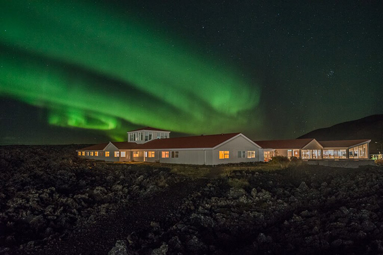 Northern Lights Inn Grindavik