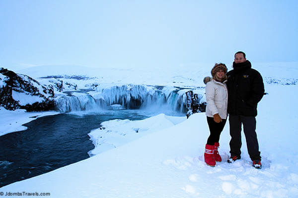 Jdombs-Travels- Godafoss Waterfall Iceland-3