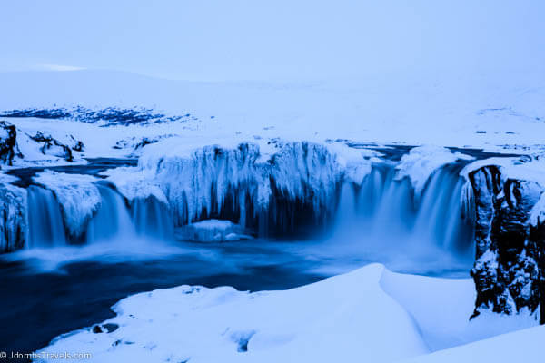 Jdombs-Travels- Godafoss Waterfall Iceland-4