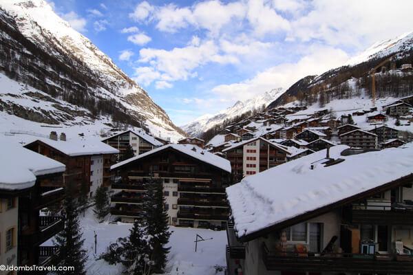 Village of Zermatt, Switzerland