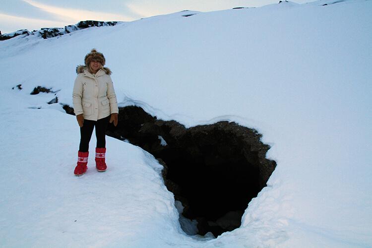Grjótagjá Cave, Myvatn, Iceland