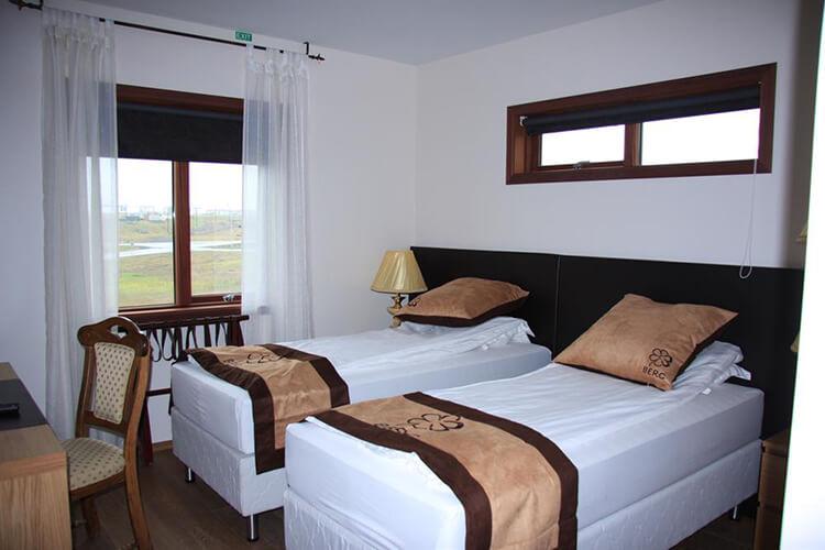 Hotel Berg Keflavik