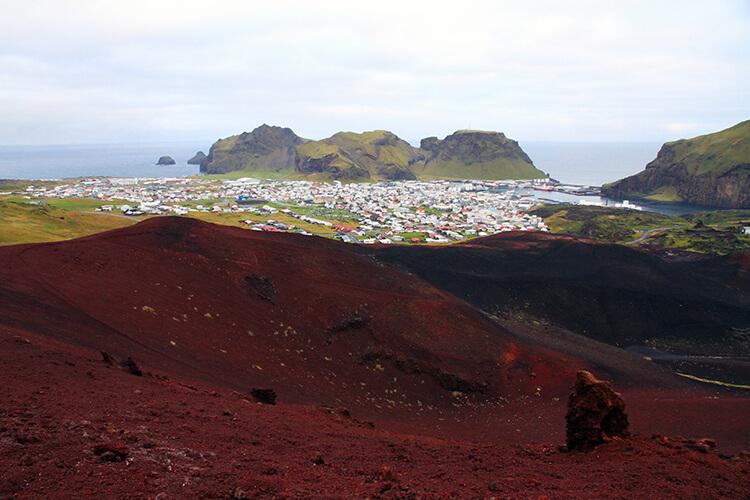Vestmannaeyjar, Westman Islands, Iceland