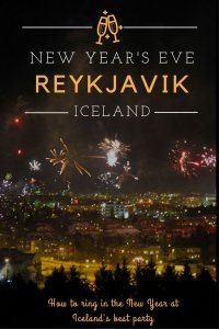 Guide to celebrating New Year's Eve in Reykjavik, Iceland