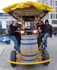 Beer Bike Berlin