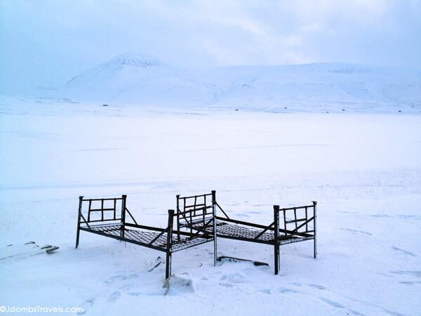 Iron Beds Svalbard