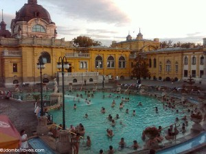 Battle of the Budapest Famous Baths