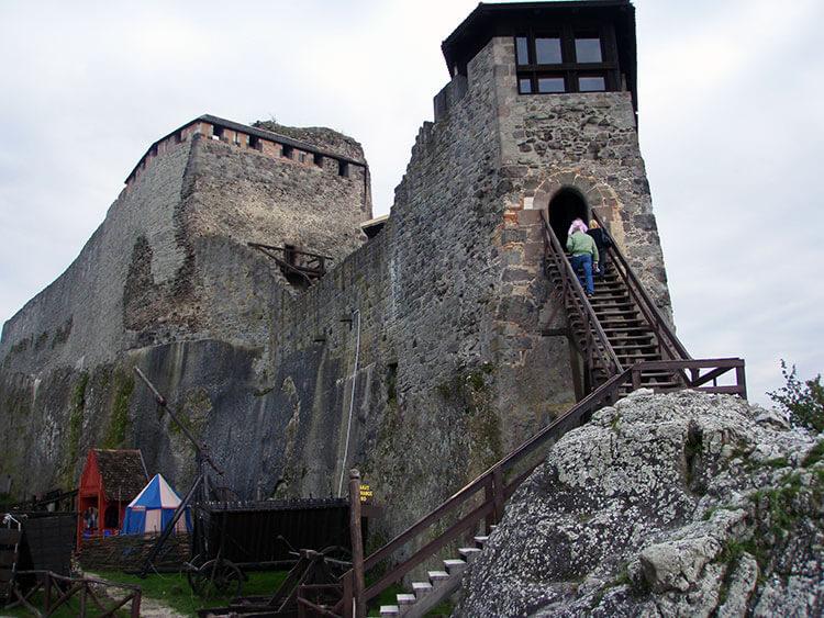 Visegrad Castle, Hungary