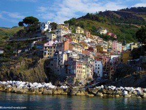 Visiting Cinque Terre and the Gulf of Poets by Ferry