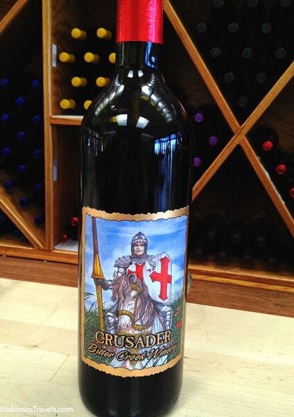 Bitter Creek Winery