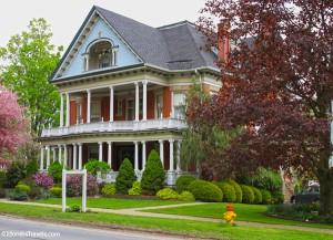 Smethport Mansion District