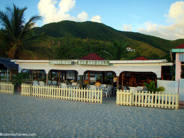 Turner's Beach Bar Antigua