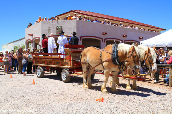 Blessing of Sonoita Vineyards