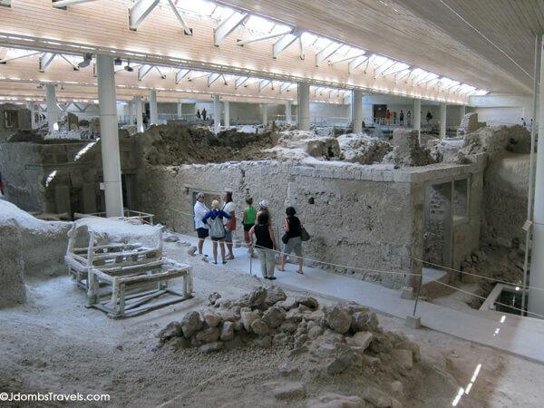 Ancient Akrotiri - Luxe Adventure Traveler