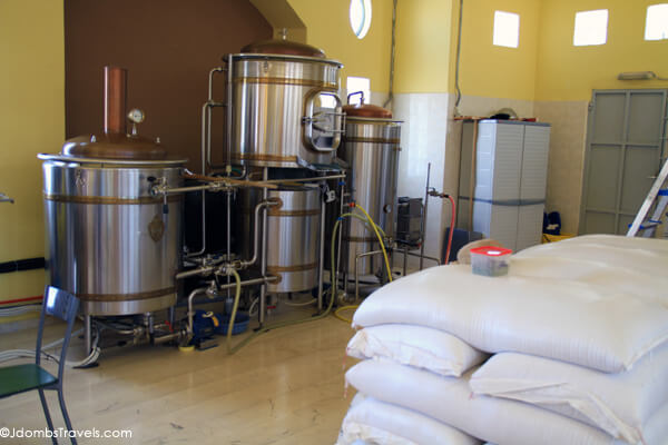 Santorini Brewing Company
