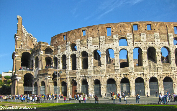 10 Fun Facts About The Colosseum