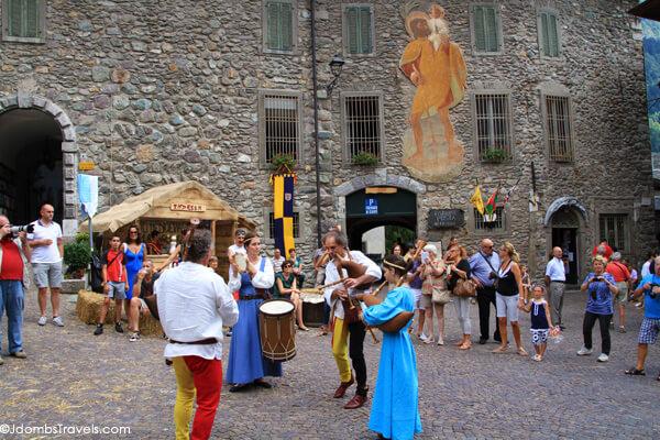 Gromo Medieval Fair