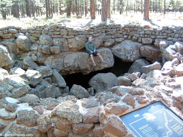 Flagstaff Lava River Tube