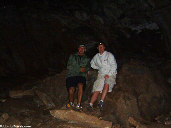 Lava River Tube Cave, Flagstaff