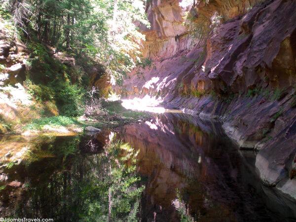 Oak Creek Canyon Sedona