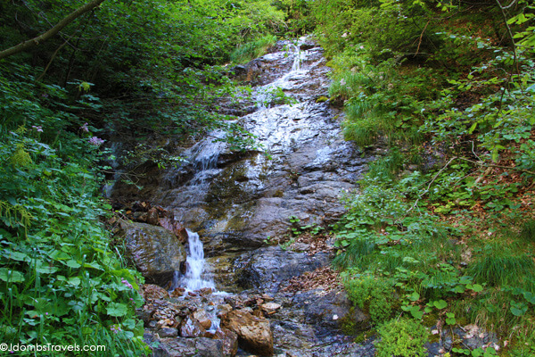 Hike to Cascate del Serio