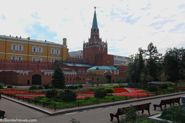 Alexandrovsky Gardens