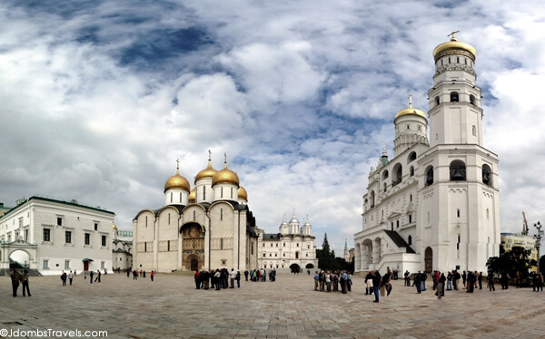 Cathedral Square Moscow