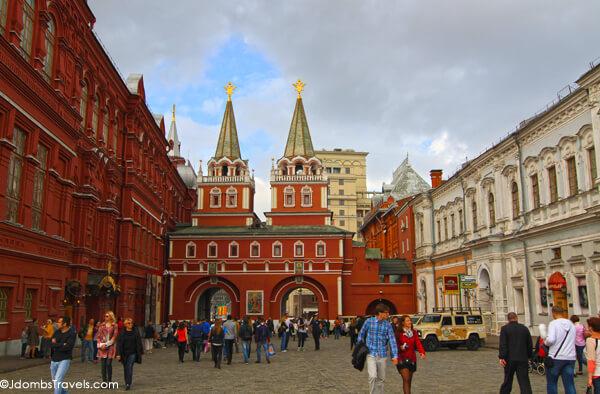 Iberian Gate Red Square