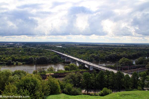 Klyazma River