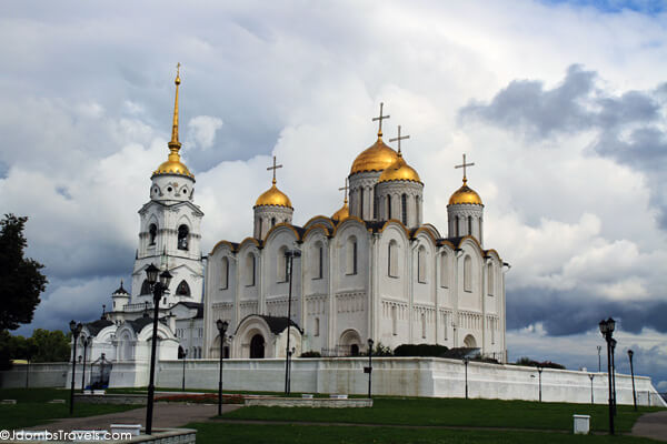 Cathedral of the Assumption, Vladimir