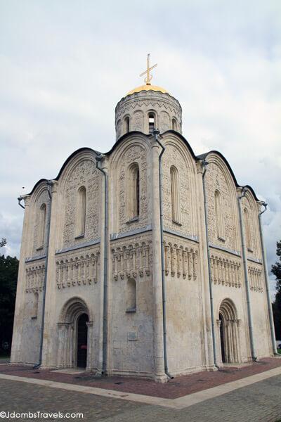 St. Demetrius Cathedral, Vladimir
