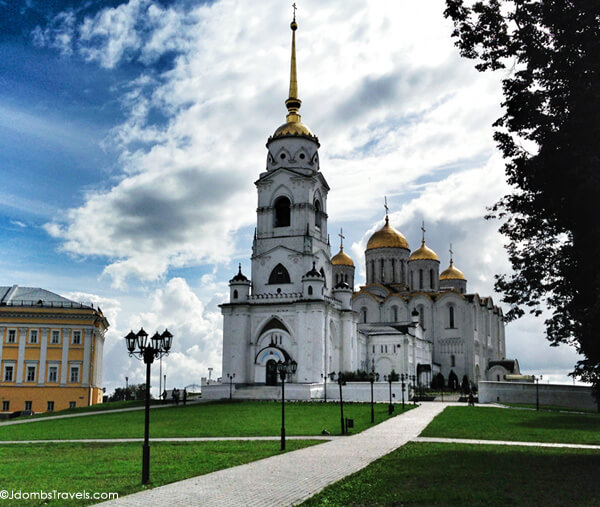 Vladimir Cathedral Square